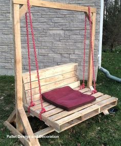 80 Best DIY Backyard Projects Ideas for Summer Diy Pallet Projects Backyard DIY Ideas Projects Summer Pallet Garden Benches, Pallet Garden Furniture, Furniture Projects, Outdoor Pallet, Diy Furniture, Outdoor Furniture, Furniture Design, Rustic Furniture, Antique Furniture