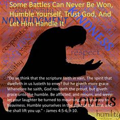 Note To Self, Be Humble – KJB Daily Bible Study