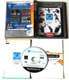 Athens 2004 für Playstation 2,PS3,in OVP