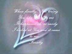 """Finally"" W/Lyrics - Gary Chapman"