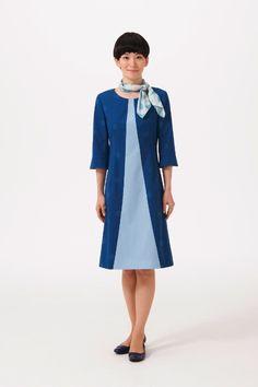 tokyo Skytree uniforms - by mina perhonen.