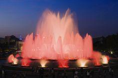 Barcelona - Magic Fountains