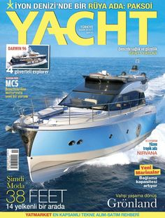 Yacht Turkish Magazine - Buy, Subscribe, Download and Read Yacht on your iPad, iPhone, iPod Touch, Android and on the web only through Magzter