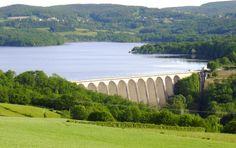 Le lac de Pannecière et son barrage ! #morvan #bourgogne