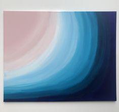 'Summer Surf' original acrylic abstract artwork Summer Surf, Summer Sunset, Frame It, Floating Frame, Original Artwork, Artworks, Surfing, Art Pieces, Tapestry