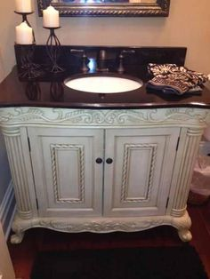 Bathroom Cabinets Knoxville Tn giallo napoli granite bathroom vanity install for the rafferty