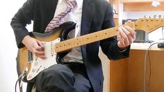 【Guitar riff】Van Halen Hot For Teacher ヴァンヘイレン ホットフォーティーチャー