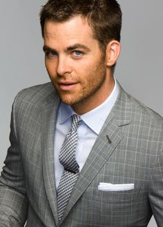 Chris Pine.. yess please
