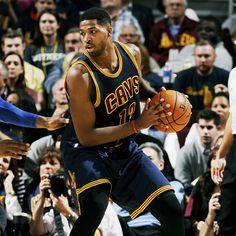 Tristan Thompson receives high praise from LeBron James