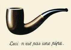#040 | La Trahison des images | 1929 | René MAGRITTE (1898 - 1967)