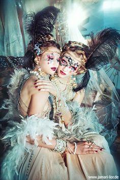 ♔ TatiTati Style ♔ ♛           Rococo Inspired ~ Jamari Lior