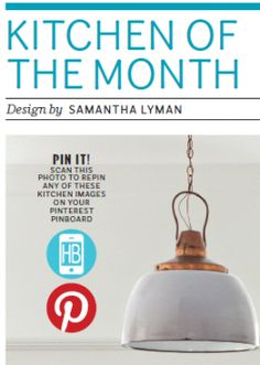House Beautiful Lets Readers Post to Pinterest From Print.    Latest Bid to Make Print More Interactive    House Beautiful is letting users post photos from its print edition directly to Pinterest using smartphone apps, the latest effort by a magazine to make print more interactive.