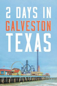 Make the most of a visit to Galveston, Texas, a popular tourist attraction. Texas Vacations, Texas Roadtrip, Texas Travel, Vacation Trips, Vacation Spots, Day Trips, Travel Usa, Vacation Ideas, Texas Getaways