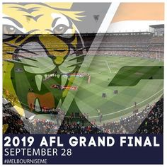 Who do you think will win? Tag your mates who you will be watching the Grand Final with! September 28, Finals, Melbourne, Thinking Of You, Movies, Movie Posters, Thinking About You, Films, Film Poster