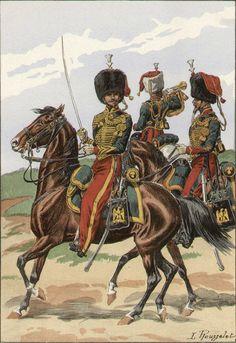 Guide de la Garde impériale II empire.