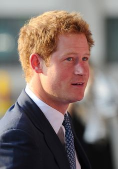 Prince Harry attends the WellChild awards at the London Hilton on September 22, 2014 in London, England.