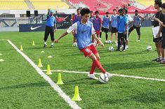 Soccer Training Info
