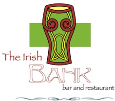 Referred to as The Bank and in the true Irish spirit!