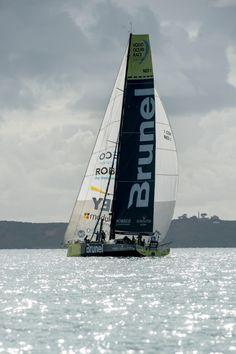 March 17, 2015. Start of Leg5 from Auckland (NZL) to Itajai (BRA - Chris Cameron / Volvo Ocean Race