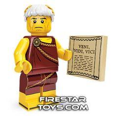 LEGO Minifigures - Roman Emperor
