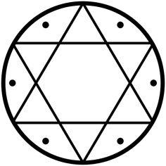 Sceau de Salomon (légende) — Wikipédia protection