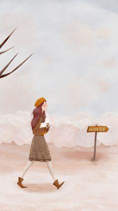 ideas funny illustration art animation for 2019 Cover Wattpad, Anime Scenery Wallpaper, Funny Illustration, Kawaii Wallpaper, Cute Cartoon Wallpapers, Anime Art Girl, Aesthetic Art, Cartoon Art, Cute Drawings