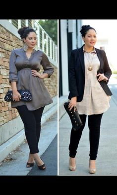 Outfit rellenita