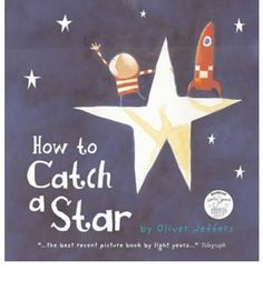 An inspirational story of a boy who loved the stars so much, he decided to catch one of his very own. The beautifully illustrated, original debut picture book from shining talent, Oliver Jeffers.
