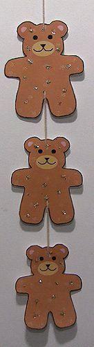 Teddy Bear Mobile