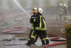 In Hamburg ist ein Brand in einem Krankenhaus ausgebrochen. Das Unglück ereignete sich gegen 9 Uhr im Stadtbezirk Altona.