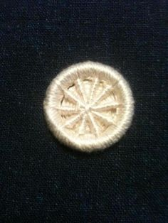 History and How-To of Dorset Buttons Dorset Buttons, Archangel, History, Handmade, Historia, Hand Made, Handarbeit