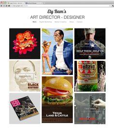 Ely Bam | Art Director & Designer