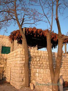 Gazebo in the village of Bejjeh