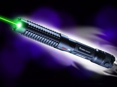 Spyder 3 Krypton Green Laser Pointer | Wicked Lasers. The Krypton is a Class 4 laser that can extend from the top of the One World Trade Center in New York City to Philadelphia. The unbroken beam of unbelievably green light is strong enough to point out individual stars in the sky, and be seen in return by astronauts in space. Mark your place in the universe with the Krypton.