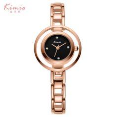 Trendy Top Brand Wooden Watches Big Sale http://timecreatives.com/bracelet-watch-women-fashion-quartz/ //Price: $27.99 & FREE Shipping //     #watches #watchesformen #wristwatch #fashion