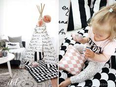 Wohnen mit Kindern muss nicht immer kitschig und knallbunt sein - hier geht es zu den Alternativen...