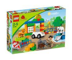 Bricks - My first zoo - 6136...