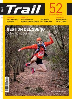 Trail Magazine. Trail Running