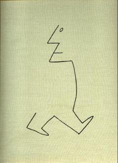 Saul Steinberg - The Passport, 1954