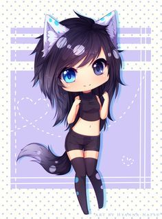 Commission - Shizuyo by Hyanna-Natsu on deviantART --- This reminds me of you! :)