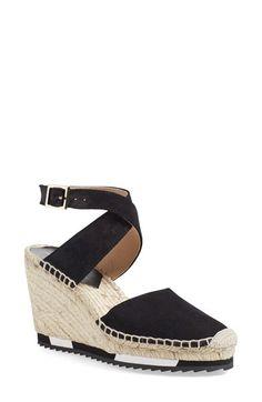 DIANE VON FURSTENBERG 'Palermo' Wedge Sandal. #dianevonfurstenberg #shoes #sandals