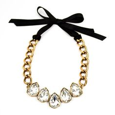 Crystal Promises Necklace