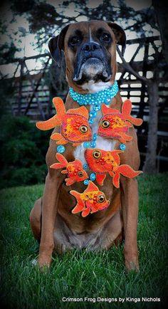 RESERVED for Abigail Sammy's Fishie kit special by crimsonfrog