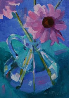 paintings of flower arrangements - Google Search