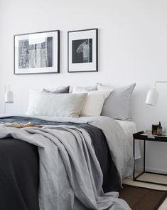 Einrichten Und Wohnen, Minimalismus Schlafzimmer, Minimalistisch Wohnen,  Kleine Wohnung, Raumgestaltung, Schlafzimmer