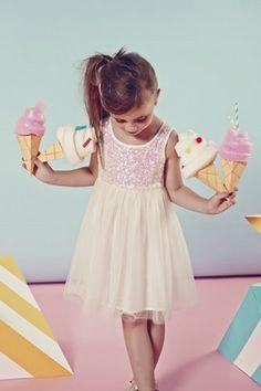 Las tendencias mini que marcarán estilo esta temporada - Moda infantil primavera verano 2015