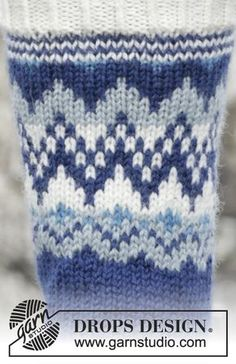 "Diy Crafts - Ólafur Socks - Knitted DROPS socks with Norwegian pattern in ""Karisma"" or ""Merino Extra Fine"". - Free pattern by DROPS Design Baby Knitting Patterns, Crochet Sock Pattern Free, Designer Knitting Patterns, Knitting Charts, Knitting Designs, Knitting Socks, Free Pattern, Free Knitting, Motif Fair Isle"