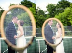 Love and Tennis  #tennis #ausopen #wedding  http://www.australianopen.com