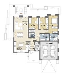 Arizona Beautiful House Plans, Beautiful Homes, Arizona, Architecture Plan, Minimalist Home, Planer, Bungalow, Sweet Home, New Homes