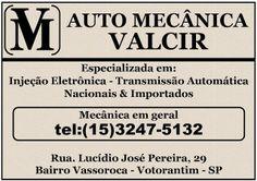 JORNAL AÇÃO POLICIAL SOROCABA E REGIÃO ONLINE: MV. AUTO MECÂNICA VALCIR Rua. Lucídio José Pereira...